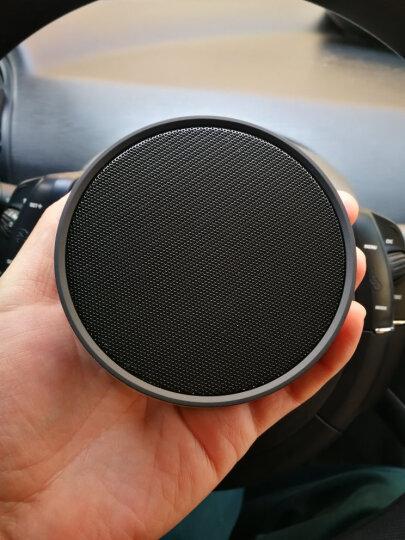 海威特 Havit M20系列蓝牙音箱迷你便携低音炮无线音响 手机车载音箱智能手机通用 绅士铅 晒单图