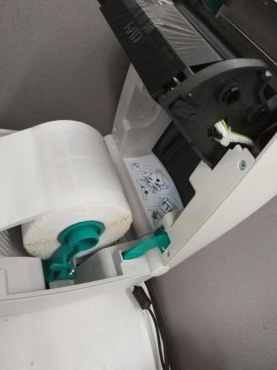 斑马(ZEBRA)GK888T不干胶标签条码打印机热敏打印机二维码电子面单标签打码机 GK888T(标配带网口) 晒单图