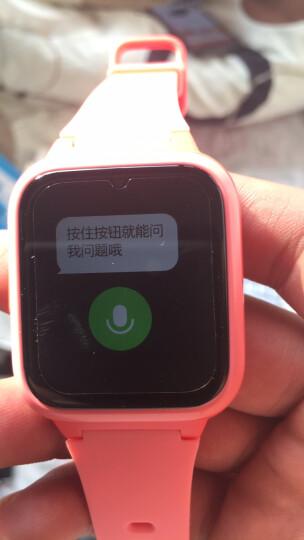 小寻 小米生态链 儿童电话手表 360度GPS定位 学生儿童定位手机 智能手表 男女孩 S1标配+原装表带 蓝色 晒单图