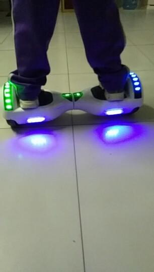 阿尔郎(AERLANG) 成人智能双轮电动平衡车代步体感车蓝牙平衡车儿童扭扭车两轮思维车 X3迷你白( 带蓝牙音乐 跑马灯 )京东配送 晒单图