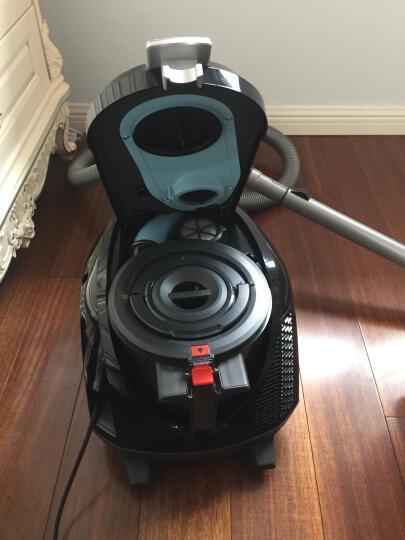博世(BOSCH)吸尘器卧式大吸力地毯地板除尘静音家用BGS5SILCN黑色 晒单图
