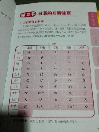 一学就会日语50音:最全面细致的发音入门书(附赠MP3光盘) 晒单图