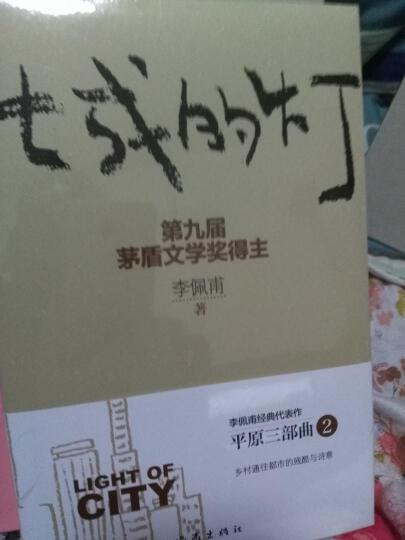 阎连科长篇代表作:炸裂志 晒单图