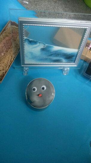 磁性橡皮泥无毒吞噬磁铁弹跳泥创意礼品 安全环保儿童益智玩具成人减压神器 银色 晒单图
