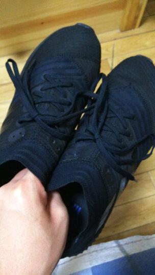 adidas阿迪达斯 男子NEMEZIZ系列足球鞋BB3660 1号黑色/1号黑色/石墨黑 44.5 晒单图