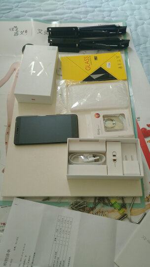 小米(MI) 红米Note4X 手机 铂银灰 全网通4G(3G+32G)+1年碎屏险 晒单图