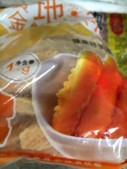 三统万福 黄金地瓜条1kg 冷冻油炸小吃店 甘梅番薯条 台湾美食 速冻食品半成品 晒单图