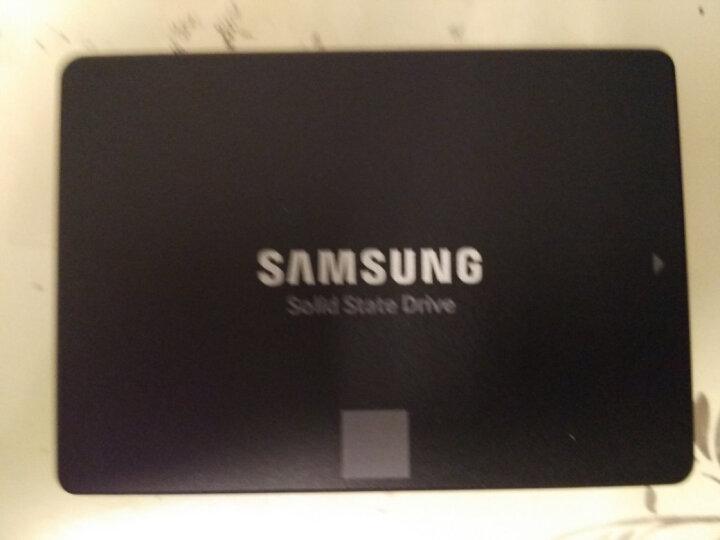 三星(SAMSUNG) 850 EVO 250G SATA3 固态硬盘 晒单图