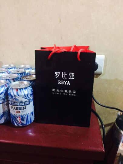罗比亚(RBYA)手表白色陶瓷女表 时尚潮流石英表女款腕表女士表SC.O21 6023山茶花 晒单图