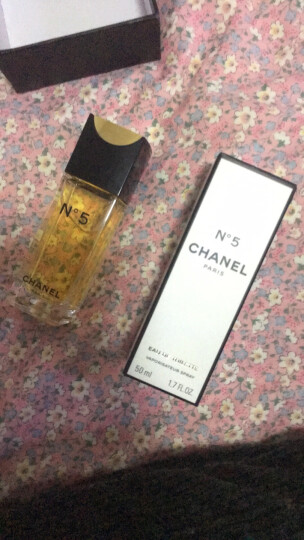 香奈儿(Chanel)香水女士香水 嘉柏丽尔女士香水EDP香精50ml【新款】 晒单图