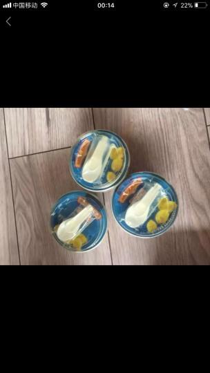 百吉福(MILKANA)奶酪布丁草莓口味 80g(再制干酪 3件起售) 晒单图