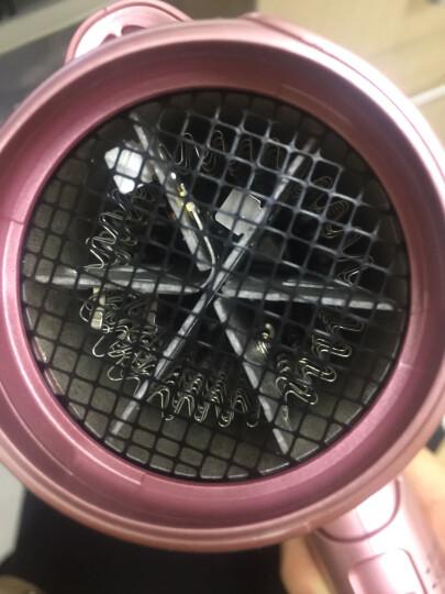 松下(Panasonic) 日本进口电吹风EH-NA5A/NA59 纳米负离子保湿吹风机 EH-NA58-PP 粉 晒单图