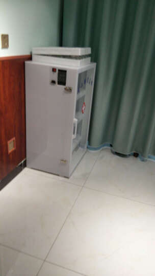 医用消毒柜戊二醛消毒柜臭氧紫外线消毒熏箱消毒柜牙科整形等 150L 戊二醛 加厚型 晒单图