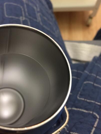 【2018换代升级】驼峰(CAMELBAK) 美国户外运动水壶大容量双层保温水杯不锈钢水瓶 橄榄绿600ml 晒单图