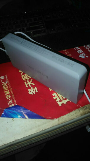 罗马仕(ROMOSS)WA20黑色20000毫安 移动电源 switch笔记本苹果手机平板充电宝 Type-C双向快充18W 晒单图