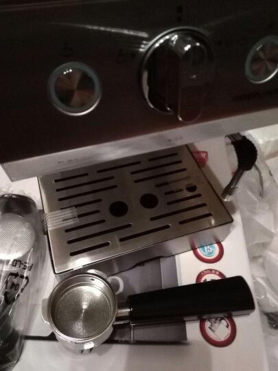 英国摩飞(Morphyrichards)MR5003咖啡机 家用商务办公室泵压式花式咖啡壶 晒单图