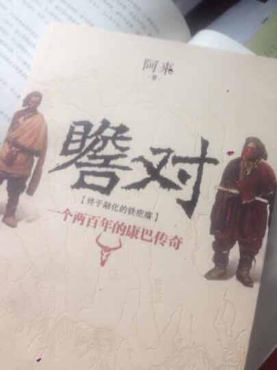 2014中国好书 瞻对 终于融化的铁疙瘩一个两百年的康巴传奇 晒单图