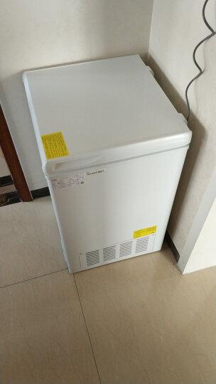 海尔(Haier)BC/BD-102HT 102升家用冰柜 冷藏冷冻转换 小型迷你冷柜 节能单温冰箱 晒单图