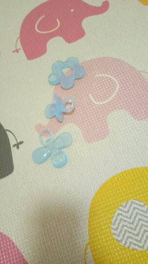 樱舒(Enssu)安抚奶嘴 磨牙棒婴儿牙胶 咬咬乐宝宝牙咬胶 手抓球 ES2908 晒单图