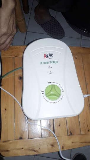 锐智(RUIZHI) 锐智05A多功能活氧机家用洗菜机臭氧机果蔬消毒机家用 晒单图