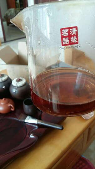 茗山生态茶 油切黑乌龙茶 高浓度日式木炭技法 黑乌龙茶叶礼盒 三盒装共750g 晒单图