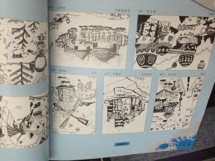 赛尚儿童装饰画教程·线描:花卉风景篇 晒单图