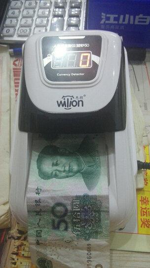 惠朗(huilang)N99A类点钞机验钞机冠字号图像识别网络实时验证 USB升级 晒单图