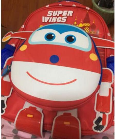 【动漫城】超级飞侠幼儿园书包男女3-6岁宝宝小卡通背包儿童学生书包双肩旅行包潮流可爱 小爱款BS0029 晒单图