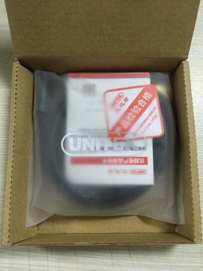优越者(UNITEK)usb延长线 公对母 高速传输数据转接线 AM/AF 电脑USB/U盘鼠标键盘耳机加长线1米 Y-C428EBK 晒单图