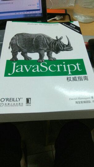 JavaScript权威指南(第6版) 晒单图