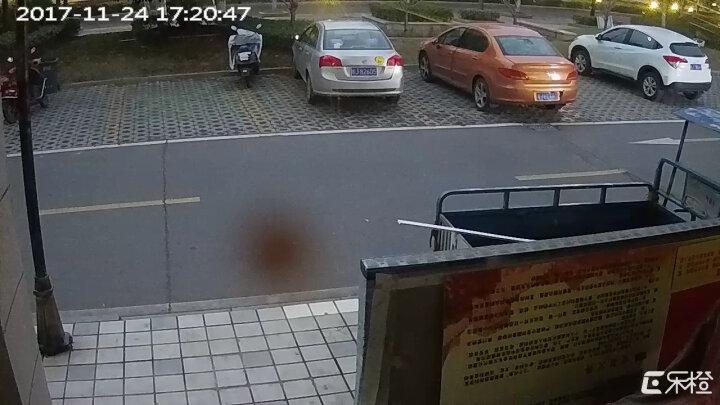 中兴(ZTE)小兴看看Memo1080P超清智能监控摄像头  360°红外夜视智能追踪 手机wifi远程监控 网络安防摄像机 晒单图