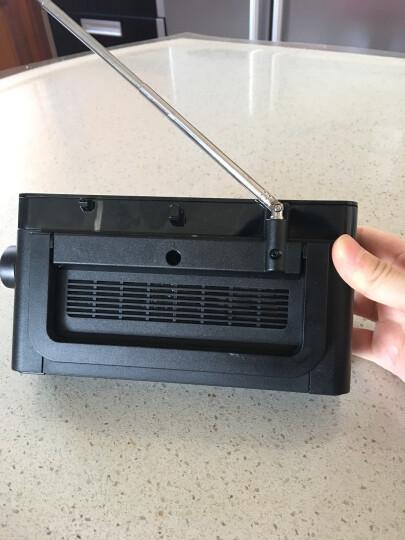 SONY/索尼 AM/FM便携式收音机半导体广播老年人2波段ICF-306 晒单图
