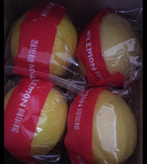 荷尔檬 海南一级大青柠檬 1kg装(9-12粒) A级青柠 单果约80-110g 新鲜水果 晒单图