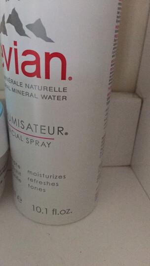 依云(evian) 天然矿泉水喷雾  补水保湿 滋润肌肤 300ml  法国 晒单图