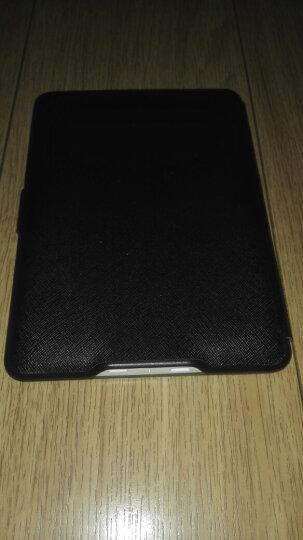 你的贝包 kindle保护套958亚马逊paperwhite3电子书阅读器外壳 超薄版-睿智黑 晒单图