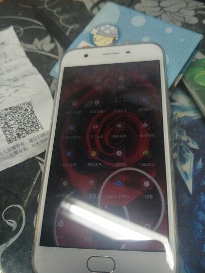 【超值套装】OPPO A57 3GB 32GB内存版 玫瑰金色 全网通4G手机 双卡双待 晒单图