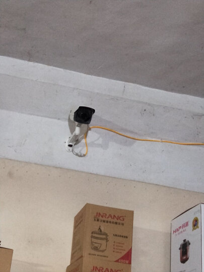 海康威视(HIKVISION) 400万H.265监控设备套装配网络硬盘录像机套装POE 2路套装+一对一技术支持 带2TB硬盘 晒单图