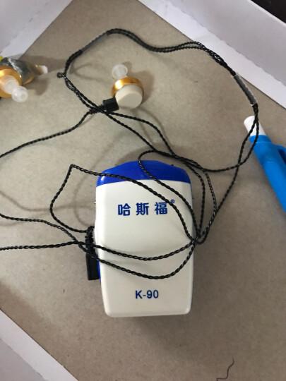 天乐 助听器老年人盒式机 中重度耳聋机老人听力障碍 双耳机款 晒单图