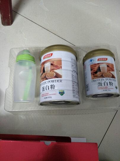 汤臣倍健 蛋白粉600g+摇摇杯 礼盒装 晒单图