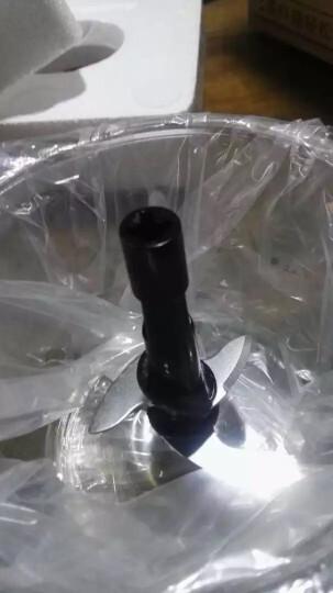九阳(Joyoung)绞肉机 多功能料理 搅拌 可制作婴儿辅食 JYS-A800 晒单图
