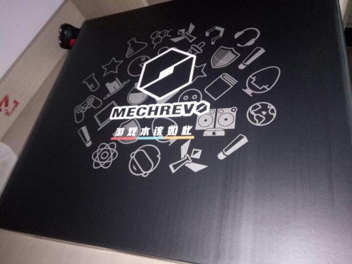 机械革命(MECHREVO)X6Ti-S 15.6英寸吃鸡游戏笔记本电脑 i7-7700HQ 8G 128GSSD+1T GTX1050Ti 4G 机械键盘 晒单图
