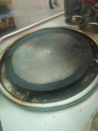 煎饼果子机燃气煎饼鏊子商用煎饼机烙饼机 燃气管 晒单图