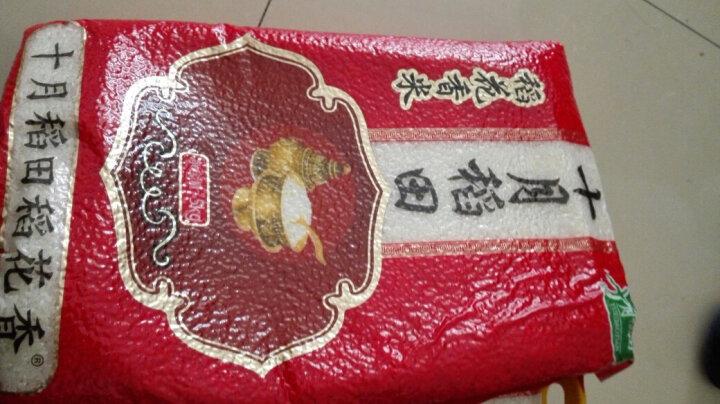 十月稻田 稻花香米 东北大米 大米500g 晒单图