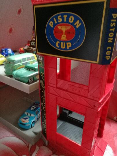 Cars 赛车总动员 静态车模基础小车模型男孩儿童玩具 芙蓉-FLO 晒单图
