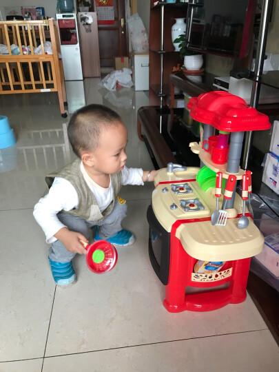贝恩施(beiens)儿童益智玩具 过家家百变厨房玩具WYD-310红(新老包装随机发货) 晒单图