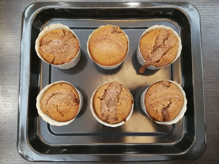 君之的手工烘焙坊:君之的10分钟蛋糕 晒单图