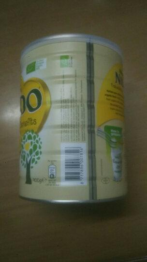 雀巢Nestle 高钙有机全脂成人奶粉 NIDO 900g/罐 晒单图