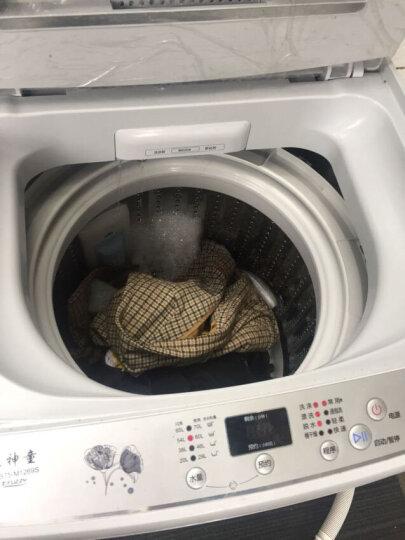 海尔(Haier)7.5公斤 波轮全自动洗衣机 XQB75-M1269S 晒单图