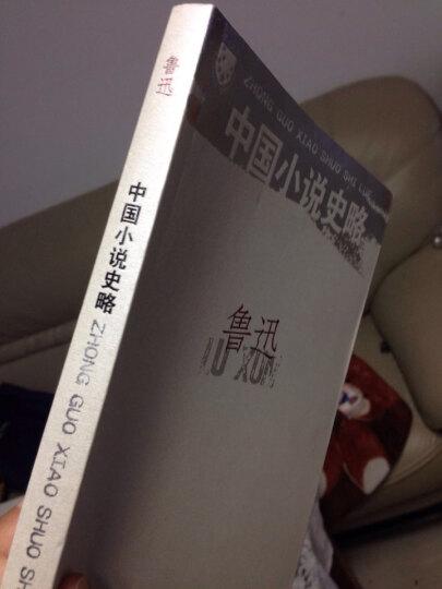 鲁迅:中国小说史略 晒单图