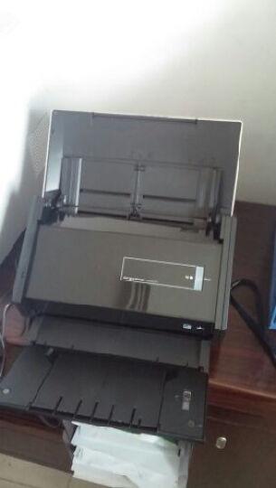 富士通(Fujitsu)ix500无线高清快速扫描仪A4双面自动进纸 晒单图